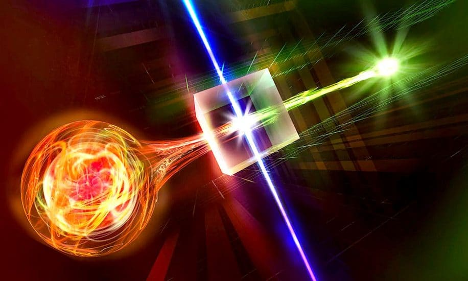 cristal quantique pourrait reveler identite matiere noire