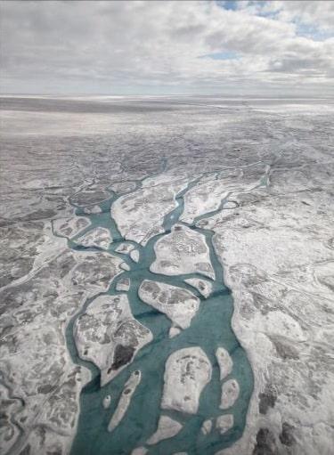lacs rivieres joyaux groenland