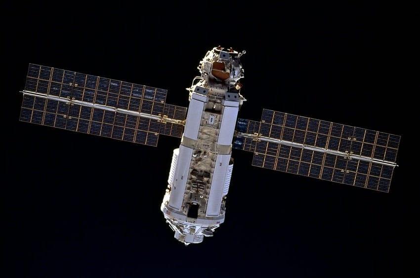 module zarya iss