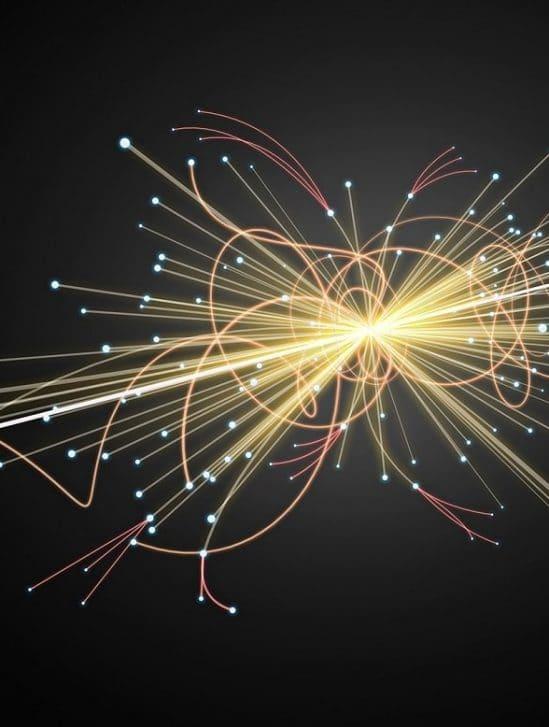 paires matiere antimatiere produites collision lumiere