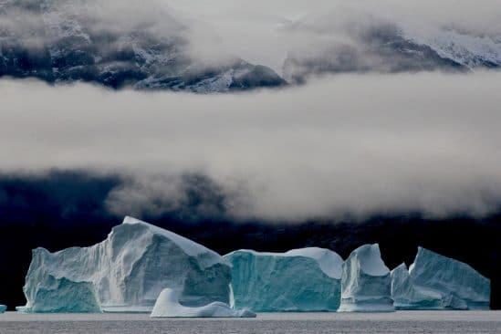 pluie fonte calotte Groenland