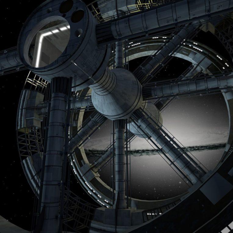 projet vaisseau spatial chinois