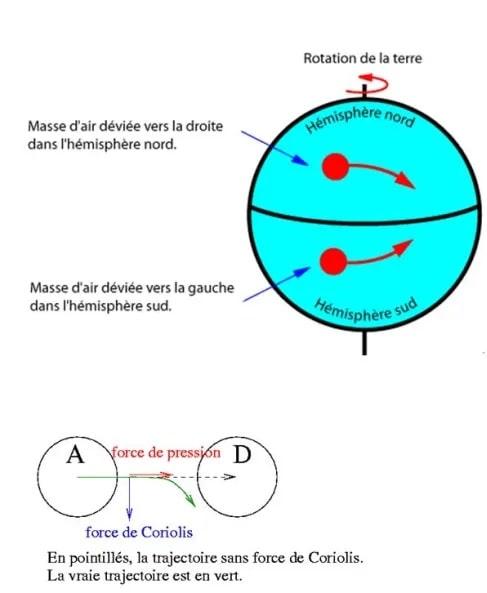 schema force coriolis