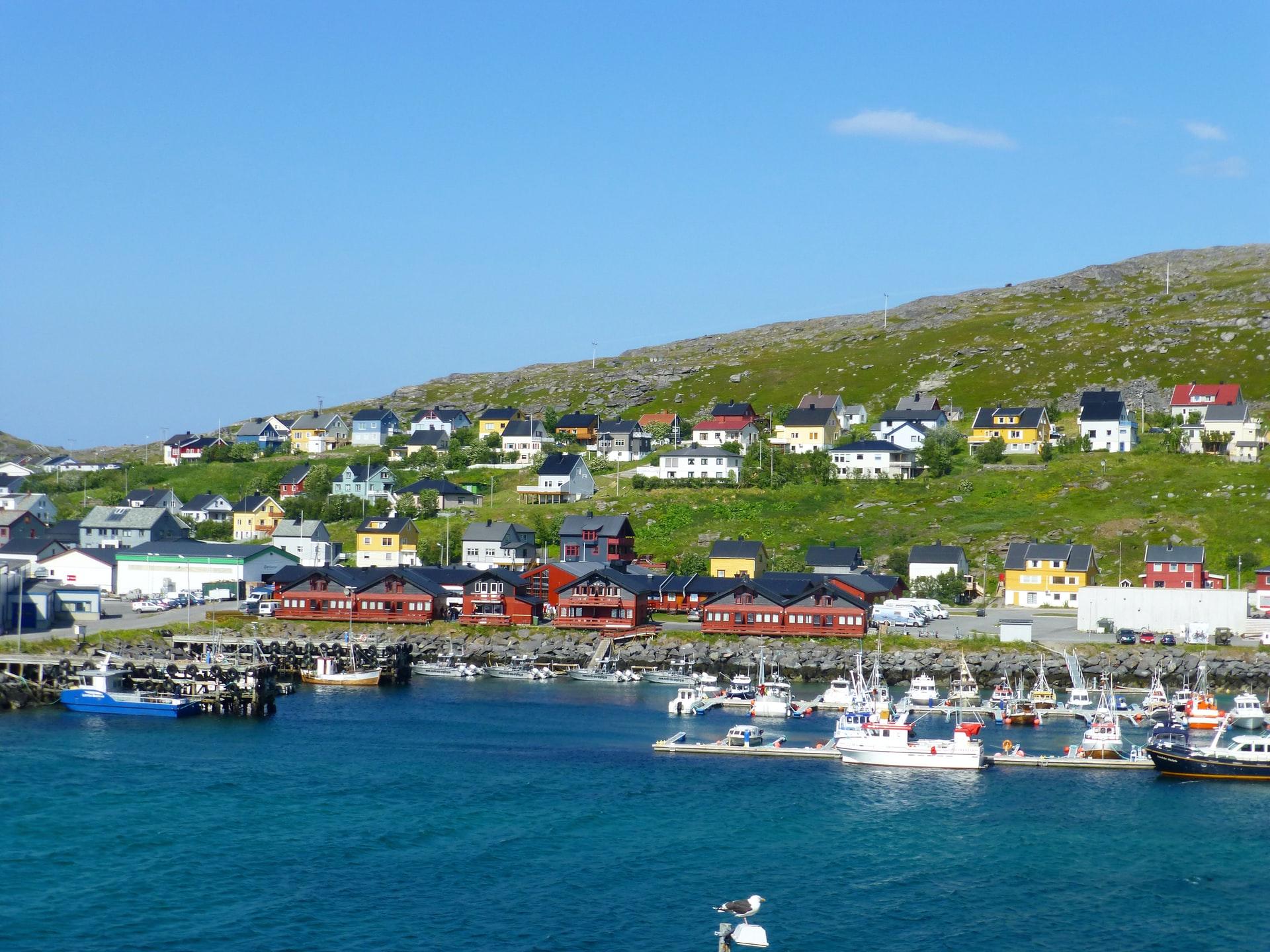 Une île norvégienne révèle l'avenir climatique de notre planète