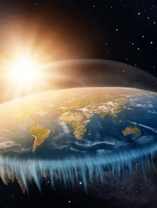 terre plate huit consequences etranges