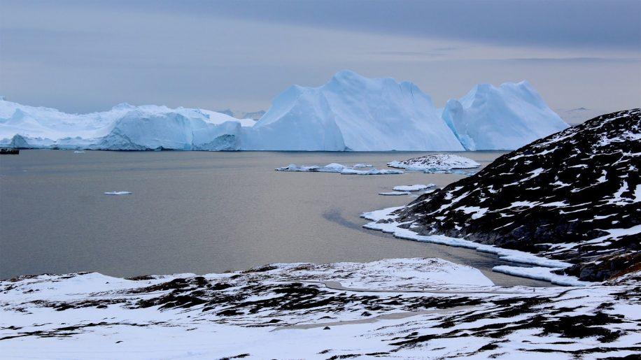 vagues chaleur groenland evenement fonte massive calotte glaciaire