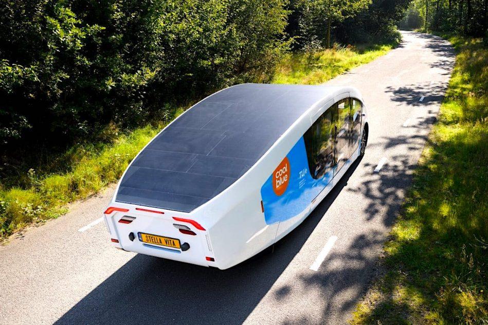 camping car energie solaire peut parcourir 731 kilometres