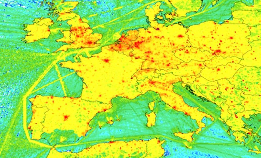 cartes haute resolution emissions carbone revelent impact climatique deplacements-domicile-travail