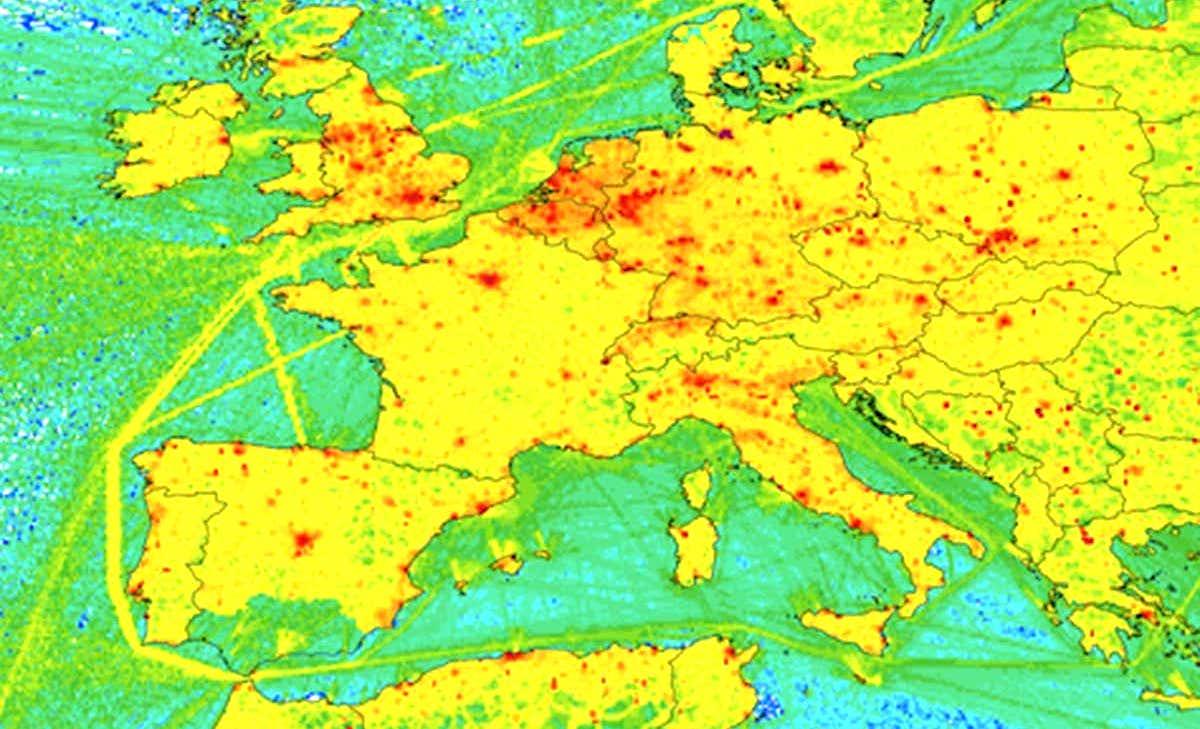Des cartes haute résolution des émissions de carbone révèlent l'impact climatique des déplacements domicile-travail