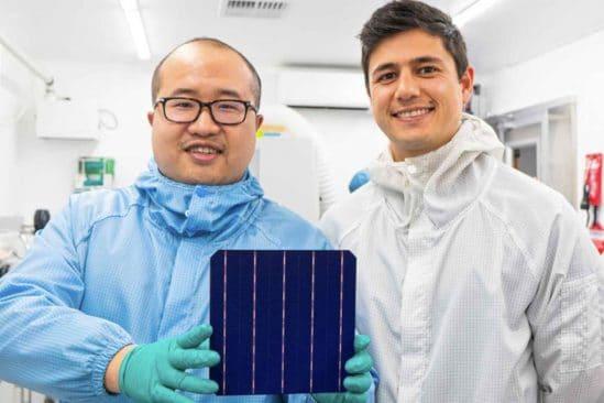cellules solaires cuivre sundrive