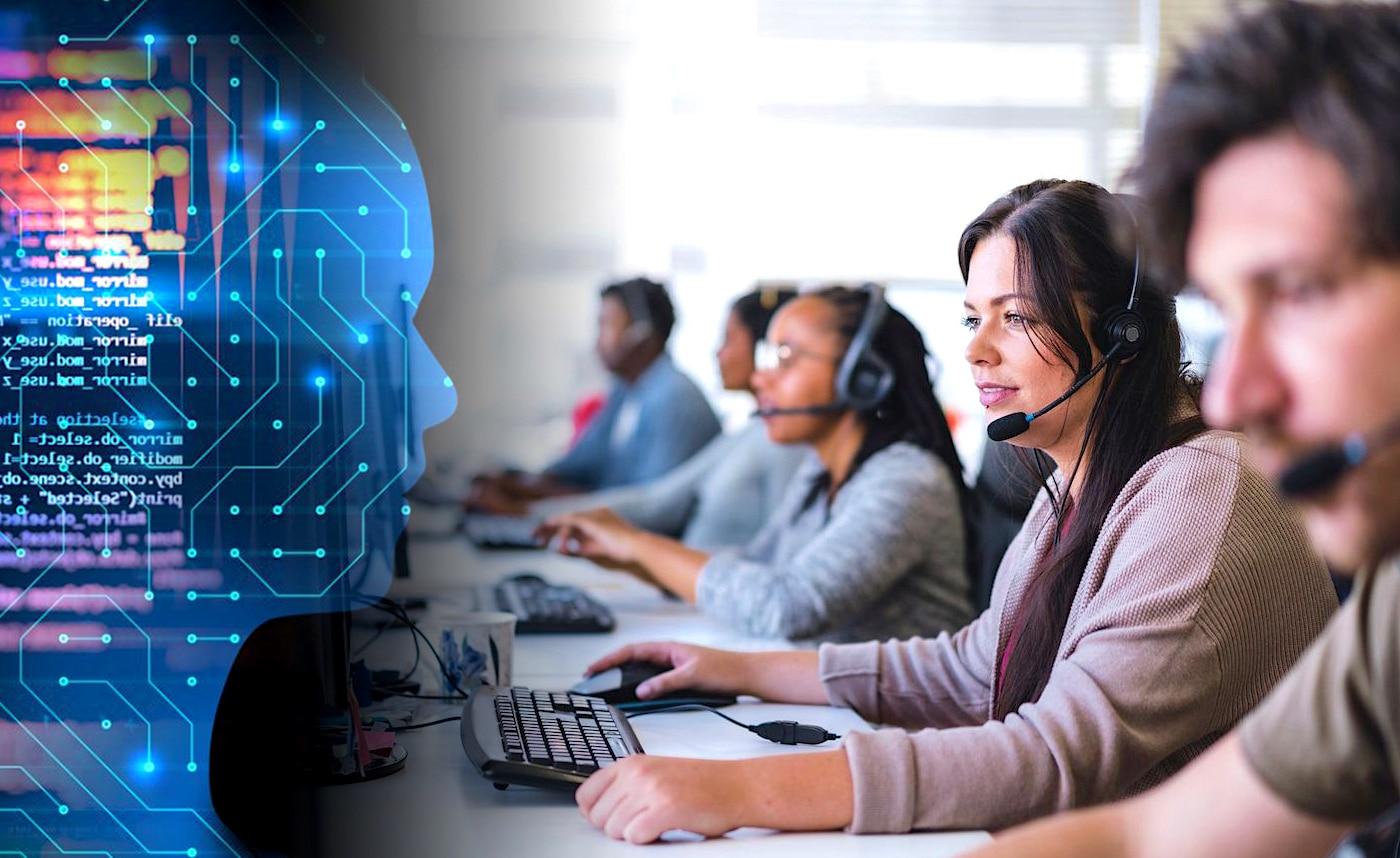 Les employés des centres d'appel pourront utiliser l'IA pour imiter votre accent