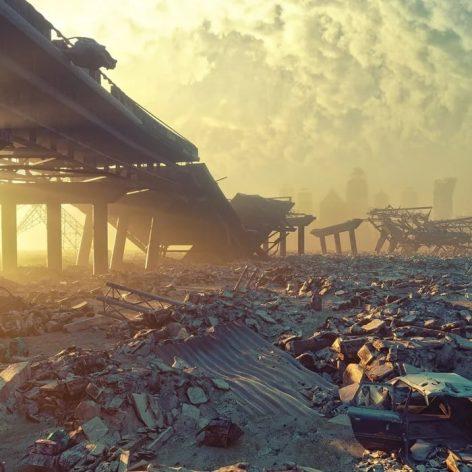 changement climatique provoquer extinction humanite