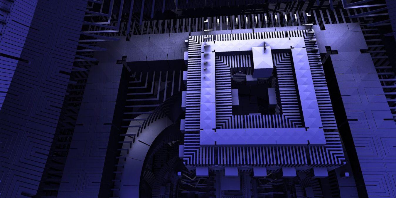 cristal temporel ordinateur quantique google