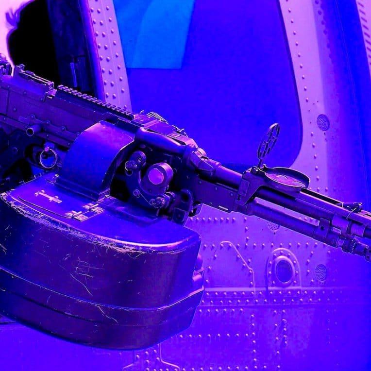 enquete confirme scientifique nucleaire iranien assassine avec fusil robotise FN MAG