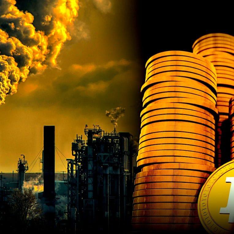 entreprise minage bitcoins achete centrale electrique charbon couv