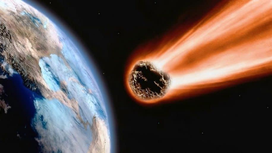 observation explosion météore boule de feu