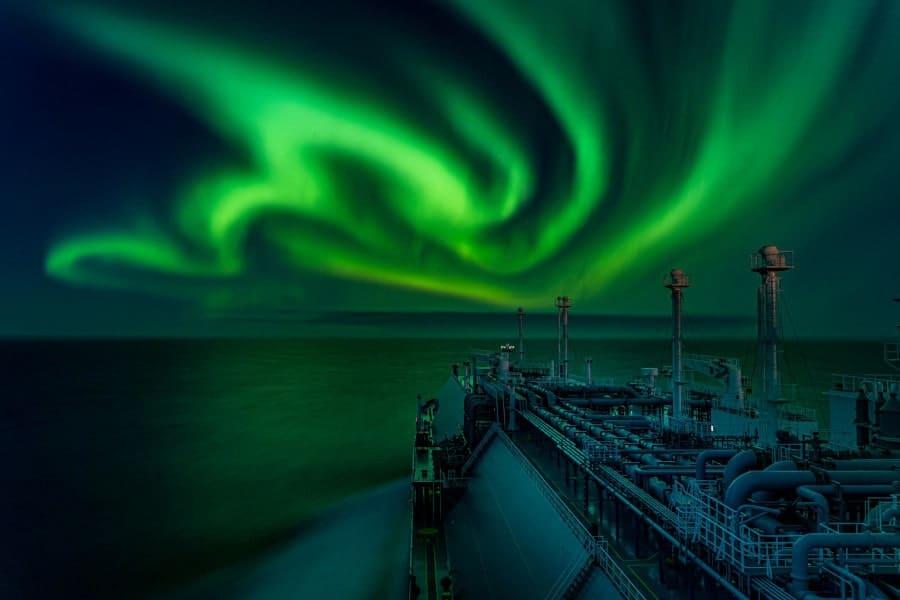 gagnant photo aurores