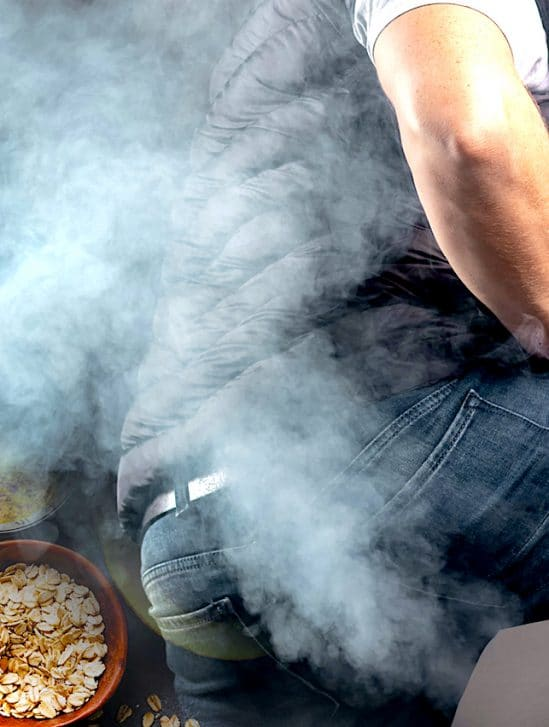 hommes plus de flatulences avec regime plantes bonnes bacteries intestinales