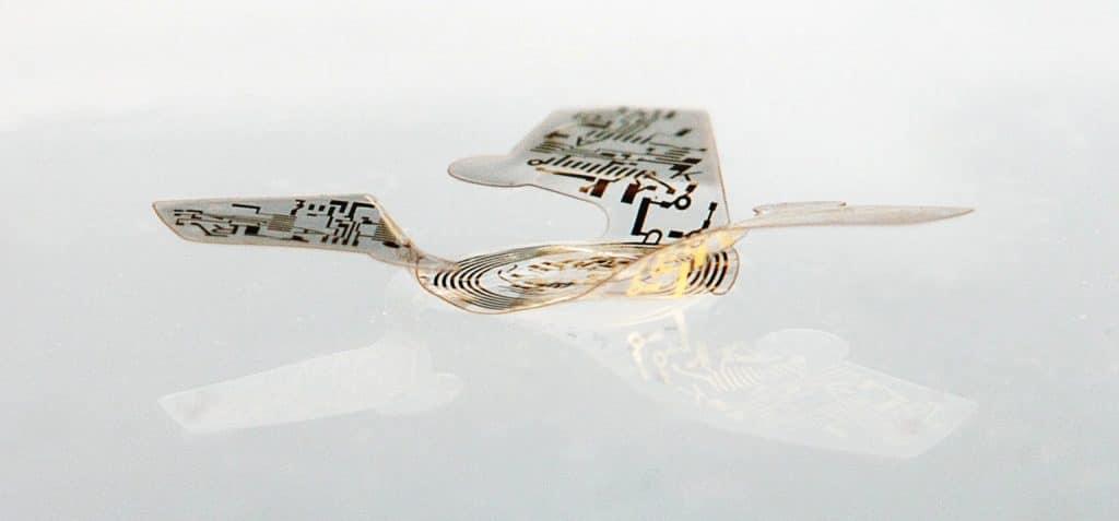 microflier details electronique