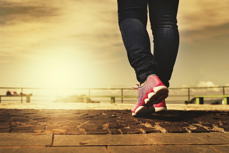 10 000 pas chaque jour? Il en faut bien moins pour se maintenir en forme, selon une nouvelle étude