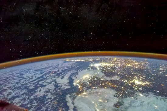 vue spatiale afrique tang hongbo station spatiale chinoise