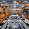 robotique industrielle robots service entreprises