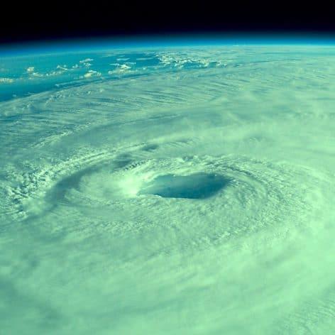 startup technologie estomper ouragans avant dangereux