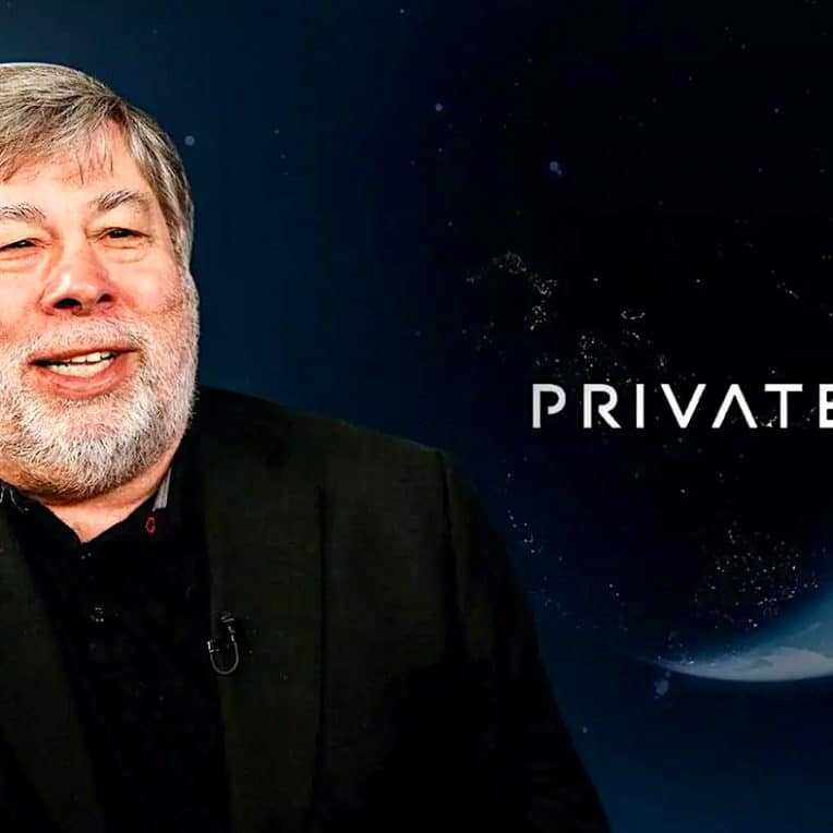 steve wozniak cofondateur apple entreprise spatiale privateer