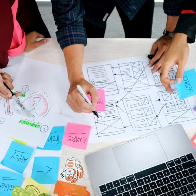 avenir web design