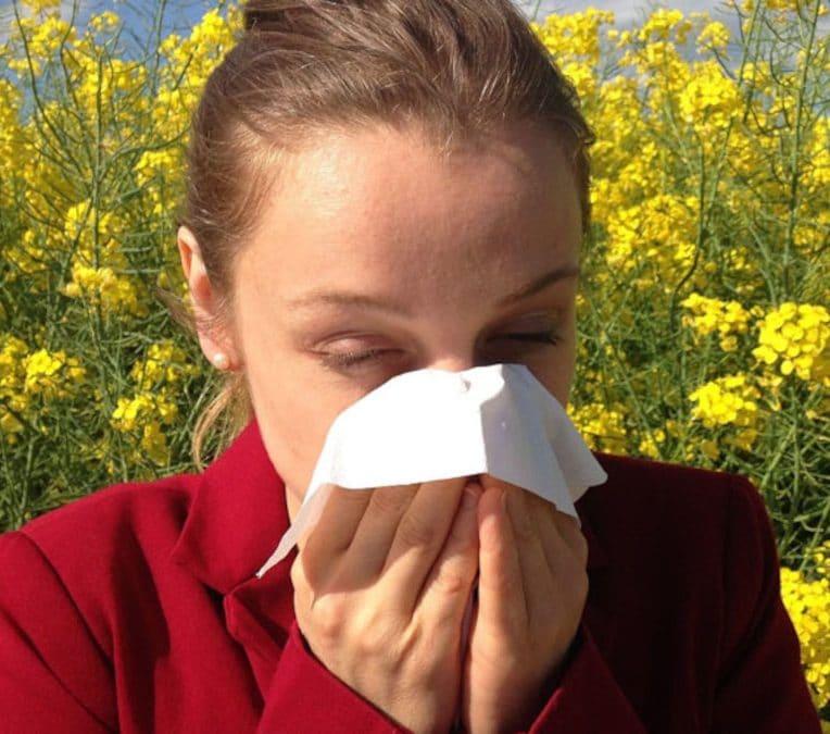 causes allergies