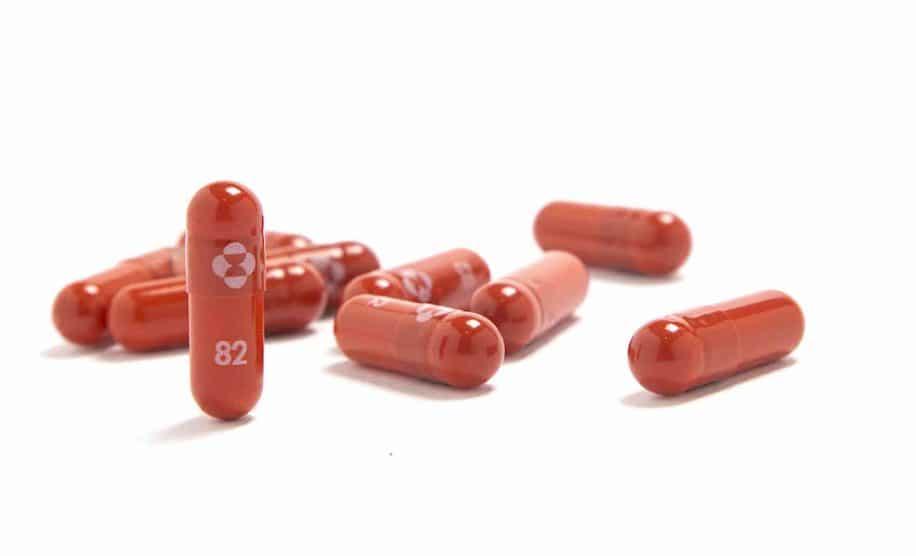 covid pilule antivirale merck reduirait moitie hospitalisations