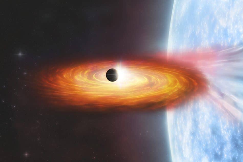 découverte exoplanète autre galaxie