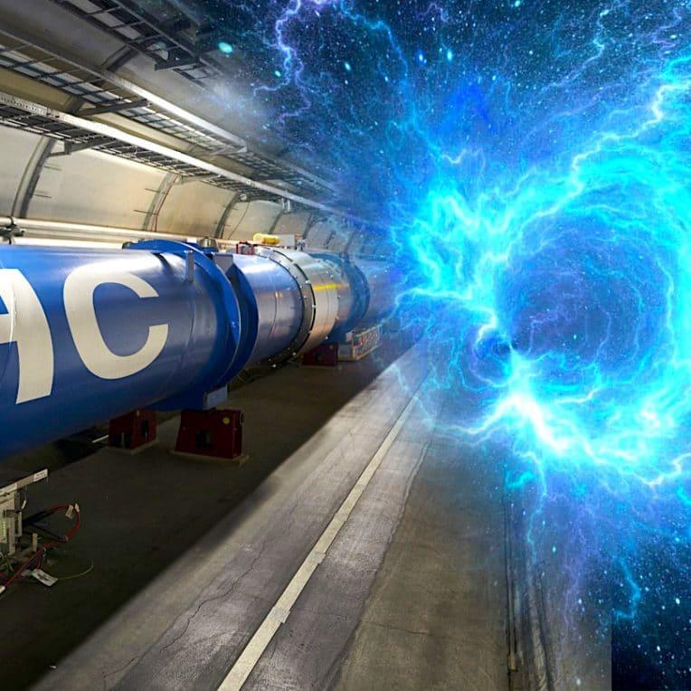 experience LHC preuve nouvelle force