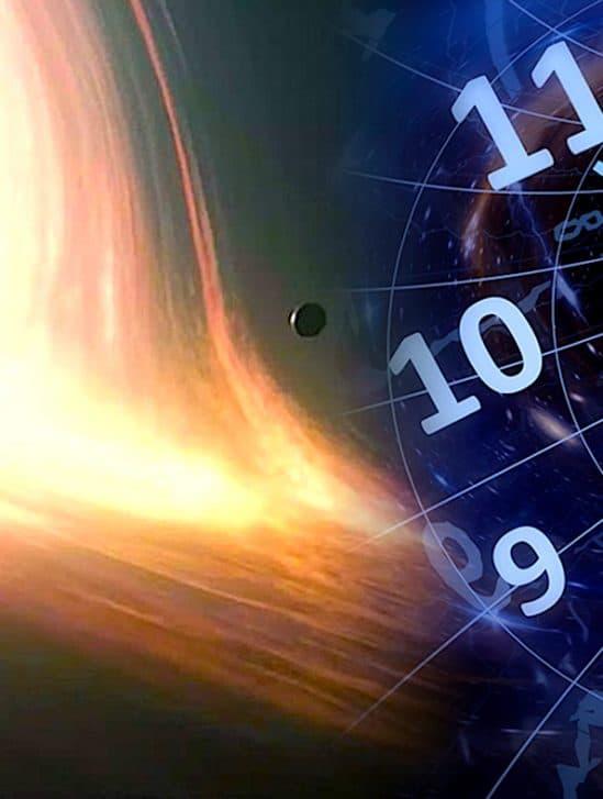 horloge atomique mesure dilatation temps millimetre