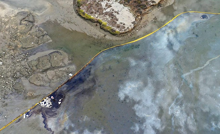 maree noire huntington californie parmi les pires depuis decennies