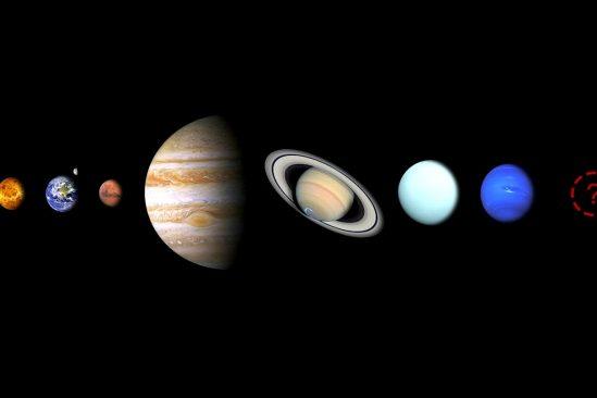 nouvelle planète système solaire