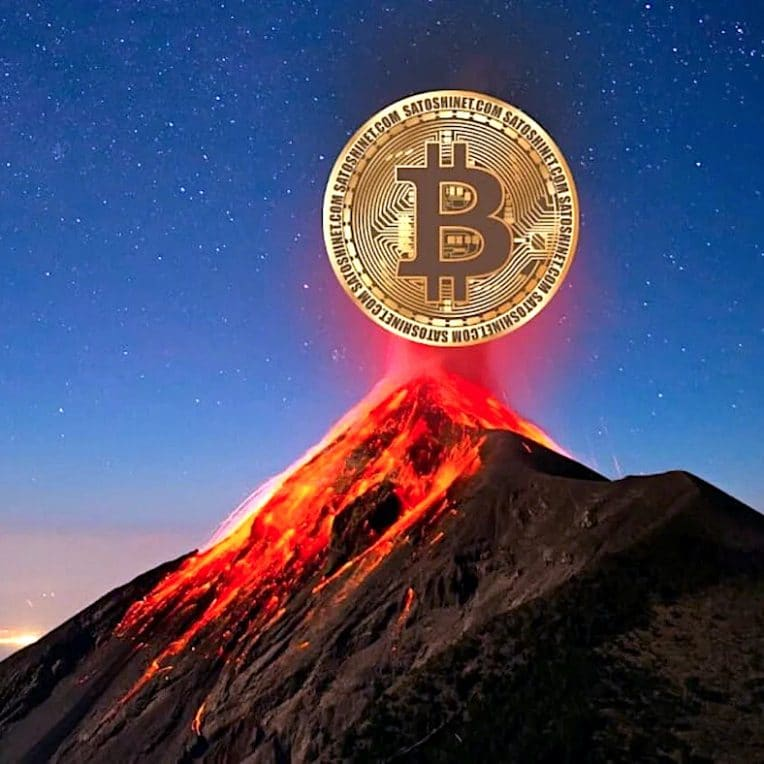 salvador utilise desormais energie volcan minage bitcoin
