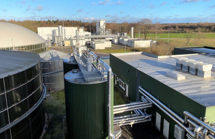 usine e-kérosène