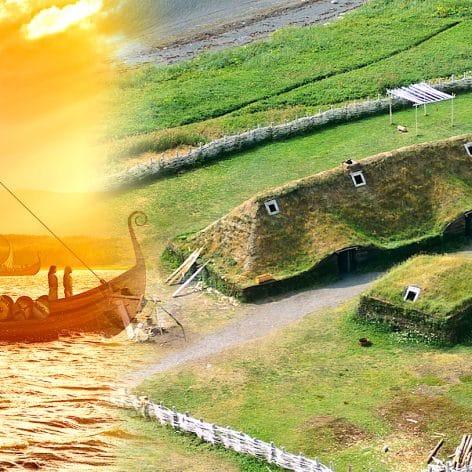 vikings atteint amerique avant Christophe colomb