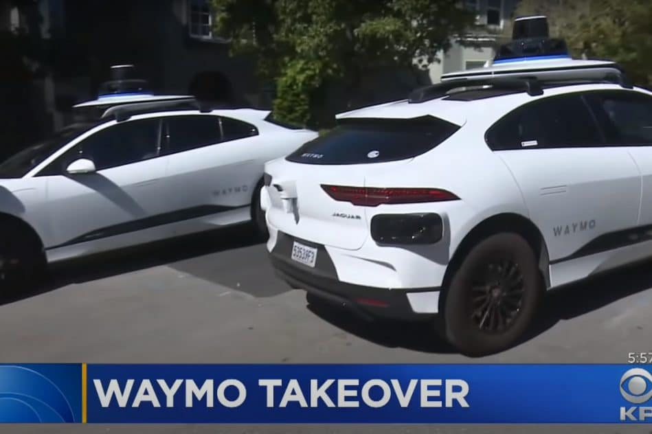 voitures autonomes waymo impasse